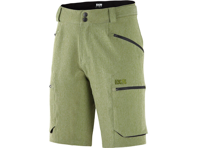 IXS Tema 6.1 Trail Short Homme, olive